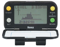 pedometer with calorie counter LIFECORDER PLUS Suzuken Company