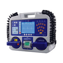semi-automated external defibrillator with ECG monitor LIFE-POINT METsis Medikal