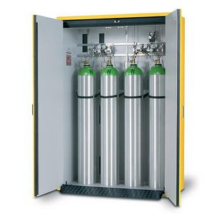 Gas cylinder cabinet - All medical device manufacturers - Videos