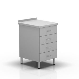 4-drawer cabinet / fixed  sc 1 st  MedicalExpo & 4-drawer cabinet - All medical device manufacturers