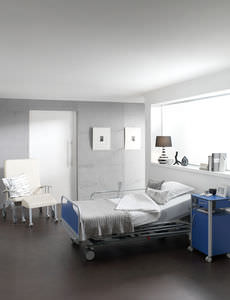 Hospital Bed / Electric / Height Adjustable / Bariatric