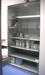 Laboratory cabinet - All medical device manufacturers - Videos