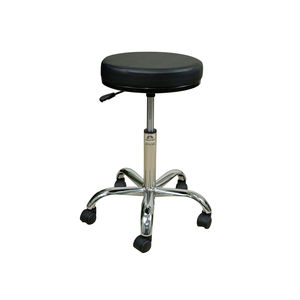 Doctoru0027s Office Stool / Height Adjustable / Pneumatic / On Casters
