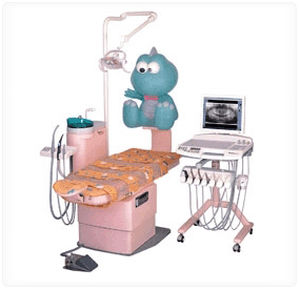 Dental Treatment Unit With Light / Pediatric