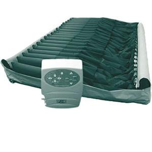 hospital bed mattress lateral rotation low air loss alternating pressure