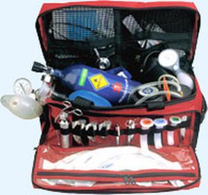 Intubation Kit Cardiopulmonary Resuscitation