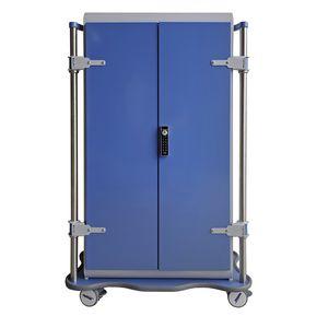 transport trolley / 2-door / modular  sc 1 st  MedicalExpo & 2-door trolley - All medical device manufacturers - Videos