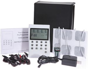 Electro-stimulator physiotherapy device / EMS / TENS / hand-held