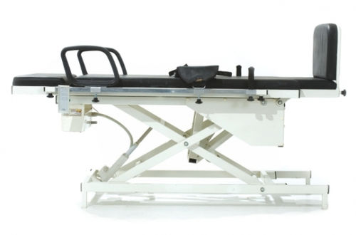 3 sections tilt table / height-adjustable / electric