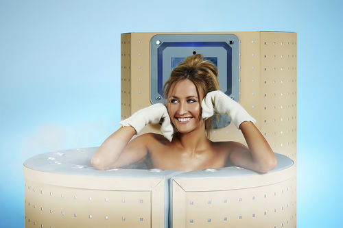 Cryotherapy chamber Krion PRO KRION