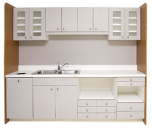 Sterilization Cabinet / Storage / For Dental Instruments / For Dental  Clinics