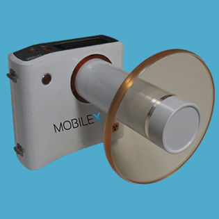 dental X-ray generator / analog or digital / hand-held