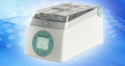blood plasma thawing water bath / microprocessor-controlled / bench-top