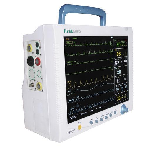 ECG patient monitor / RESP / TEMP / NIBP