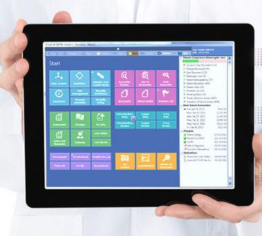 communication software / prescription / billing / management