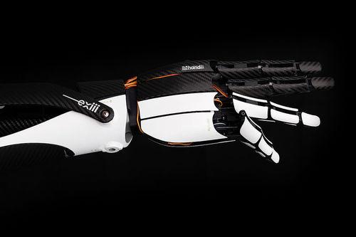 Myo-electric hand prosthesis / multi-articulated / adult handiii COYOTE exiii