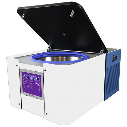 laboratory centrifuge / multifunction / bench-top / refrigerated