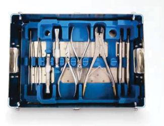 Dental surgery instrument kit - OMF - BioMaterials Korea, Inc