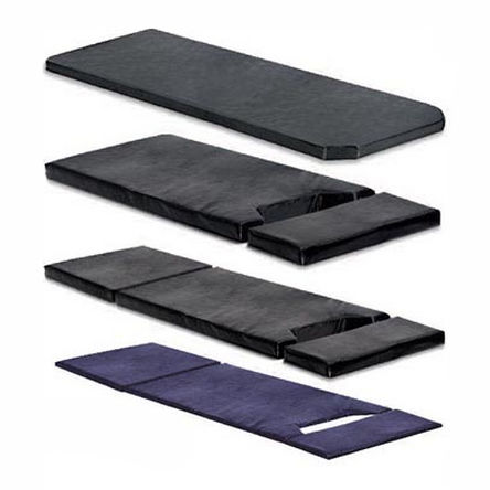 operating table pad / for stretchers / human / foam