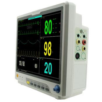 portable multi-parameter monitor / ECG / RESP / TEMP