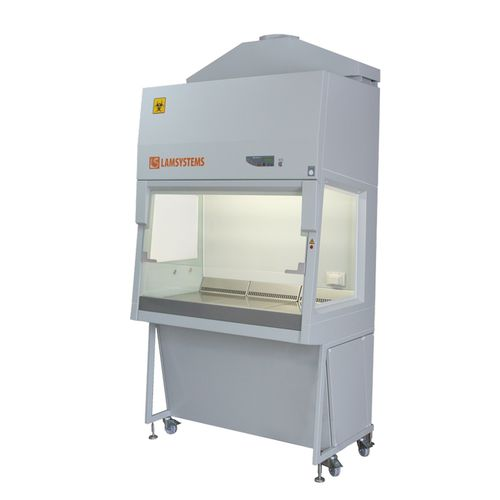"Type B2 biosafety cabinet / laboratory / floor-standing BMB-II-""Laminar-S""-1,2 (231.120) LAMSYSTEMS GmbH"