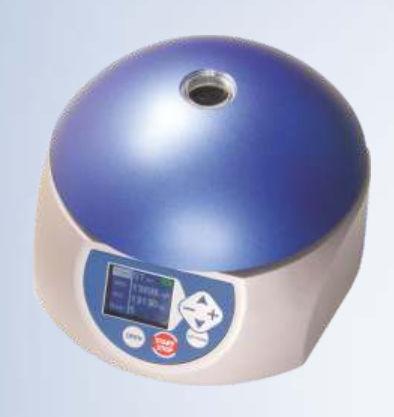 laboratory centrifuge / bench-top / with vortex shaker / high-speed