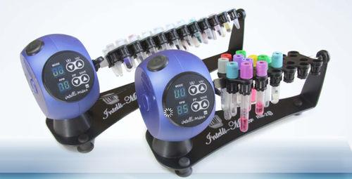 vortex laboratory shaker / rotary / digital / bench-top