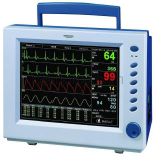 ECG patient monitor / TEMP / NIBP / SpO2