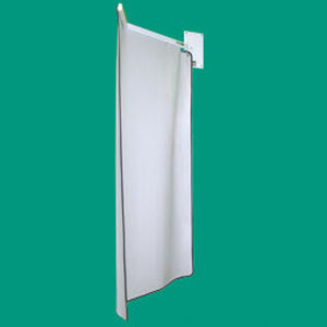 X-ray radiation shielding curtain / wall-mounted