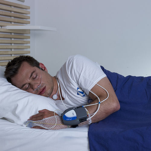 ambulatory respiratory polygraph