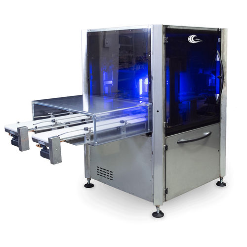 automated inspection system / for vials / for syringes
