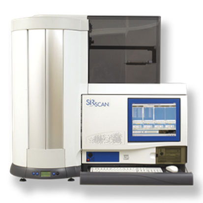 bacterial identification system with antibiogram