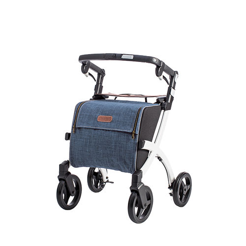 4-caster rollator / with seat