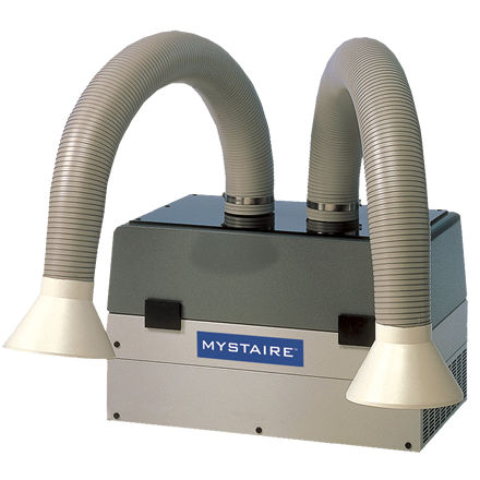 ductless fume extractor / laboratory / containment / exhaust