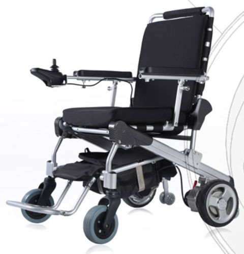 electric wheelchair / outdoor / indoor / folding