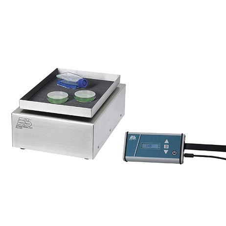 orbital laboratory shaker / digital / for CO2 incubator / compact
