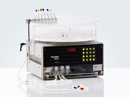 dissolution tester fraction collector