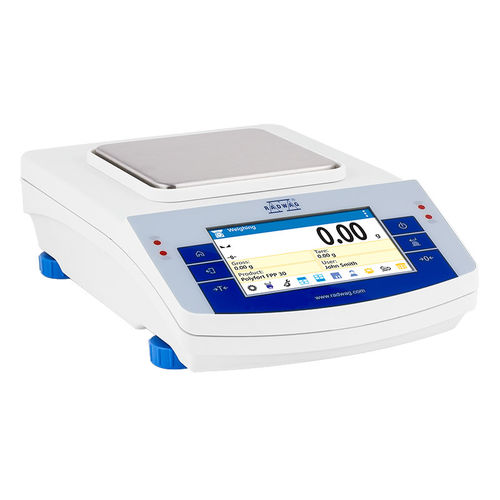 electronic laboratory balance / precision / for pharmacies / for teaching