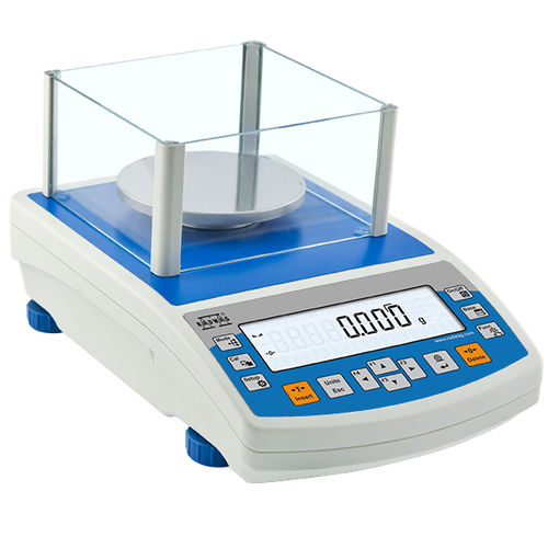 electronic laboratory balance / precision / for pharmacies / for teaching