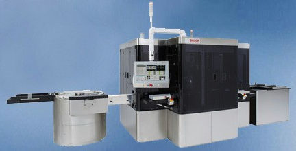 automatic inspection system / servo-driven / for vials / for ampoules