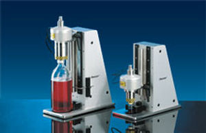 vial capping system / for the pharmaceutical industry / laboratory / semi-automatic