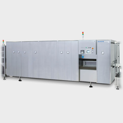 sterilization tunnel / for the pharmaceutical industry / depyrogenation