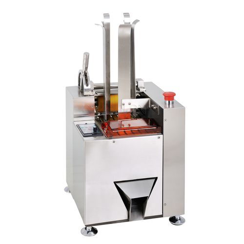 automated deblistering machine / compact / for capsules / for tablets