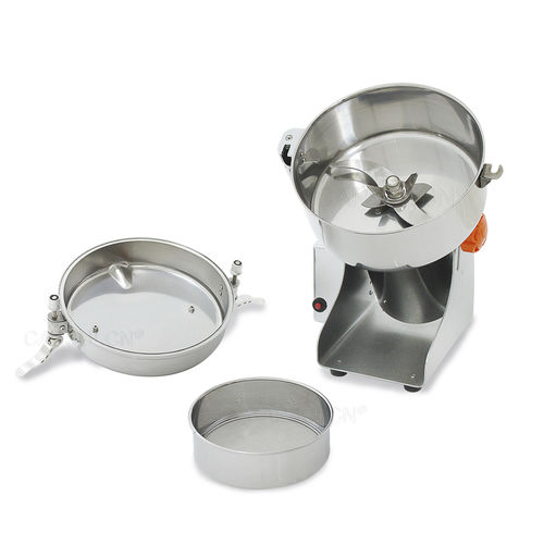 rotor grinder / for the cosmetics industry / for the pharmaceutical industry / automatic
