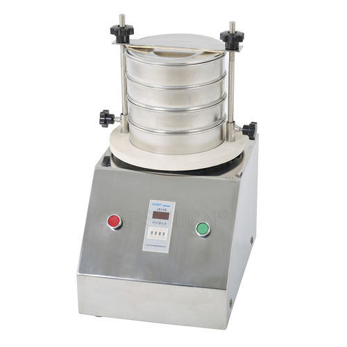 powder sifting machine / vibrating / laboratory / for the pharmaceutical industry
