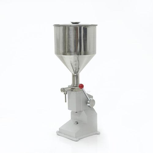 liquid filler / manual / compact / piston