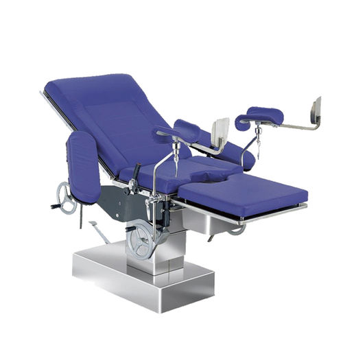gynecological operating table / hydraulic / height-adjustable / Trendelenburg