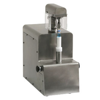 vial capping system / for the pharmaceutical industry / compact
