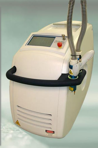 pigmented lesion treatment laser / hair removal / Nd:YAG / alexandrite
