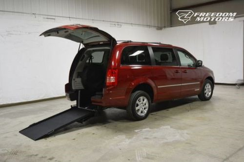 846c56daa6 Minivan wheelchair accessible vehicle   gas   rear-entry - 21676 ...